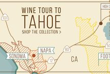 Wine Tour To Tahoe / Outstanding wineries and enticing wine accessories. / by High Camp Home (HCH)