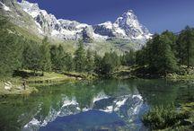 Valle D' Aosta / viste,angoli  nascosti,panorami,e  tutto  quello  che i  nostri  occhi possono  vedere di  questa  meravigliosa  regione Italiana