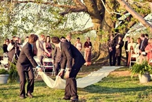 Spring Weddings / Spring weddings are so full of life and color they're sure to inspire you. Dont' forget to check out GigMasters.com for all your wedding entertainment needs. / by GigMasters.com