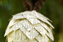 paper . ephemera . crafts / by Gail Harris