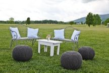 Lounge Seating / by Stonegate Event Rentals {Ben Morris}