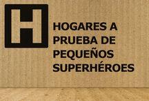 Hogares a prueba de pequeños superhéroes / Espacios preparados para los más pequeños. / by IKEA España
