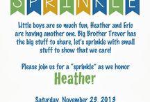 Sprinkle/Big Sister Party