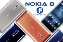 Forulike نوكيا تطلق هاتفها الذكي الرائد Nokia 8 إليكم السعر والمواصفات