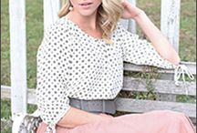 Modest Fashion / Modest doesn't mean frumpy! Don't forget to check out my other fashion boards. They have modesty in mind too!  #Modest #Modesty #Fashion #ModestFashion #ModestClothing #Clothing #WomensClothing #WomensFashion / by KellyAnn Carpentier