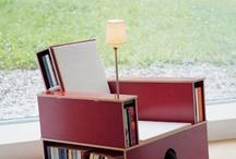 Bookworm / Reading spaces