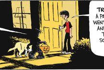 Halloween Comics / A collection of spooky, creepy and fun Halloween comics!  / by GoComics