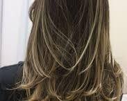 cortes femininos médio e longo