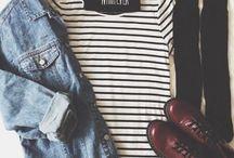 Fashion  / The style that i like