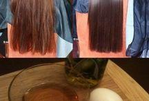 Para el pelo