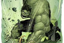 """DON'T MAKE ME ANGRY. YOU WOULDN'T LIKE ME WHEN I'M ANGRY.""  HULK SMASH!!!! / by Daniel Selden"