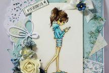 teenage girl cards