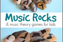 Music Games & Activities