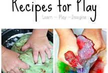 Science & Sensory / fun sensory and messy science for kids