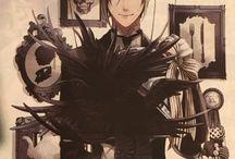Butler hitam