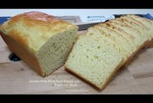 Rice Flour Bread