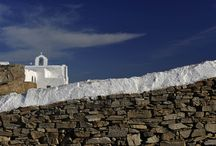 Paros Park Monastery / The Monastery of Ai Yiannis Detis