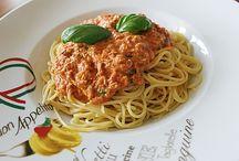 Tunfisch pasta