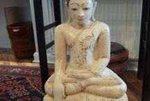 Antique Buddhas and asian art. / Antique Buddhas and other handmade art from southasia.
