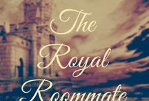 THE ROYAL ROOMMATE BY P G VAN