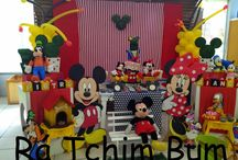Festas - Rá Tchim Bum