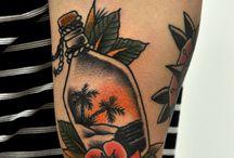 Tatuagem tradicional