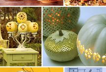 ~ Autumn-Fall-Halloween-Thanksgiving ~ / by Tammie Wilcox-Polach