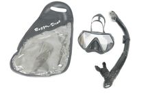Bezzee-Dive / Comfortable Water-tight Diving Mask and Snorkel Set