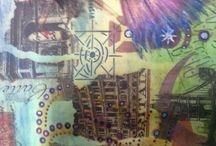 Textile art workshops