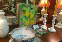 Featured at The Carousel Emporium Robin Maria Pedrero Art and Antiques / Art and antiques