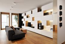 Interior Design / Inspirations of interior design and decorating