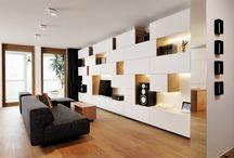 Interior Design / Inspirations of interior design and decorating
