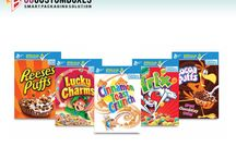 Cereal Boxes / Cereal Boxes packaging have a great impact in cereal boxes market.
