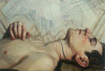 by Meghan Howland / Ethereal Oil Paintings by Meghan Howland