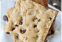 Sweet Treats - Cookie Bars & Brownies / Recipes for Cookie Bars & Brownies