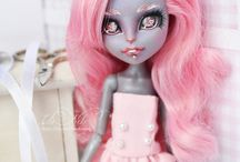 Monster high inspiracie