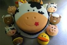 Eläin kakku