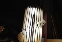 My wooden works