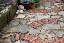 Garden / Natural garden design ideas.