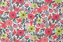 Floral patterns Style  / Fun Floral Patterns  / by Boatman Geller