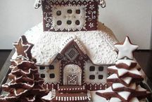 Gingerbread house magic