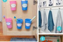 Organisation ideas for mums and kids