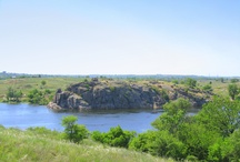 Khortitsa / Khortytsia  is a national cultural reserve  located on one of the largest islands of the Dnieper river, in Ukraine.