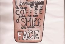 coffee love / by Iva Kraemer