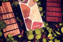 Organic Zen Covers / Join Mother Nature and Naztech with a stylish solution for your new iPhone and give the planet a break today. / by Naztech