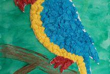 Galerie dětských kreseb / Výtvarné kurzy v KD Krakov v Praze 8 http://www.kdkrakov.cz/clanky/52-vytvarne-kurzy