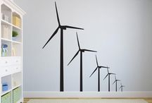 Wind / Products and tips for incorporating wind energy into everday life
