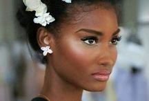 Dark skin makeup / Makeup ideas for dark skinned girls