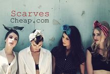 head scarves / trendy and style 2014