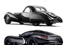 Cars and Concepts